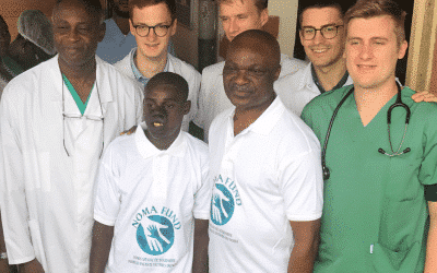 Interview with Roger Milla, founder of Noma Fund